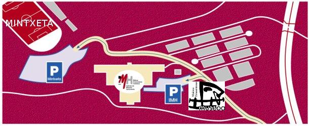 Mapa Museo Máquina-Herramienta