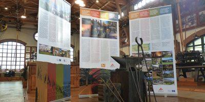 El objetivo es dar a conocer el rico patrimonio industrial relacionado con el hierro y la siderurgia en los Pirineos