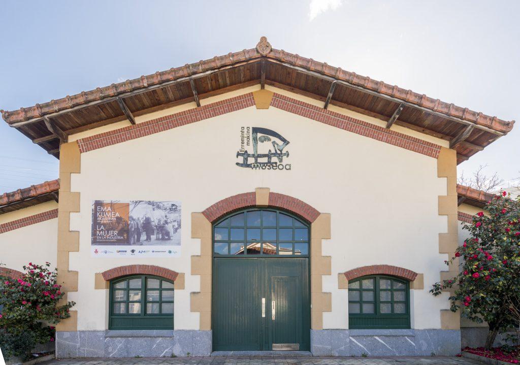museoa paretik