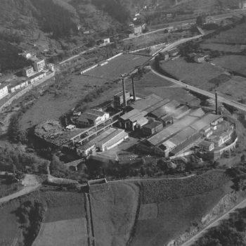 San Pedro Siderurgia fabrika 1961