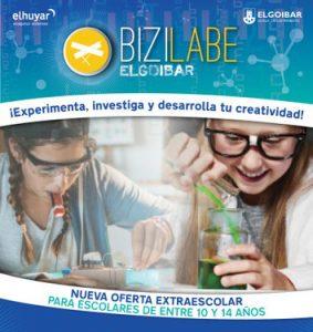 BIZILABE ELGOIBAR - Talleres tecnológicos para jóvenes